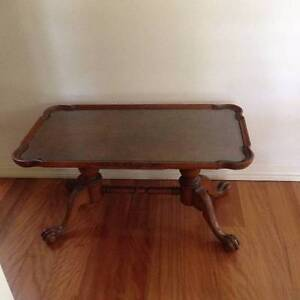 Antique Coffee Table Rothbury Cessnock Area Preview