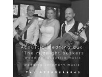 Wedding singer and Acoustic duo s Northern Ireland