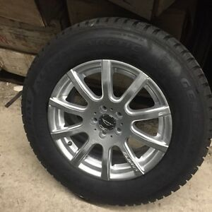 Subaru Forester Winter Tires & Wheels-NEW!