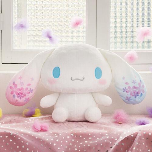 RARE Cinnamoroll BIG Plush doll Cherry blossoms ver. Limited to JAPAN 2021