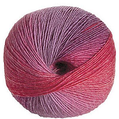 NEW Knit Picks Chroma fingering wool yarn gradient red velvet 3.5 ounce 396 yard