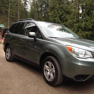 2014 Subaru Forester, only 39,000 kms