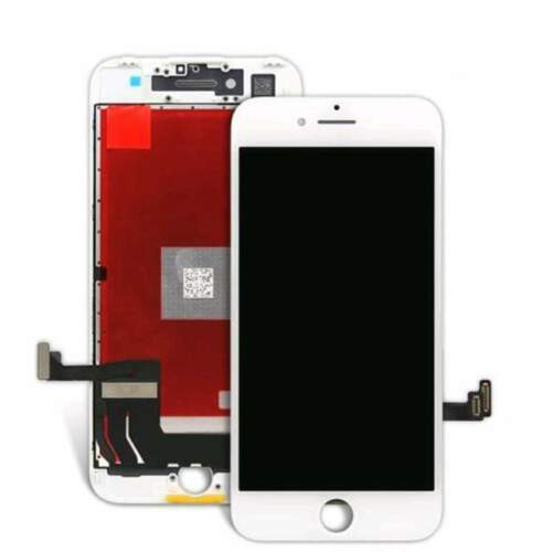 Display iphone 7g bianco / nero ricambio