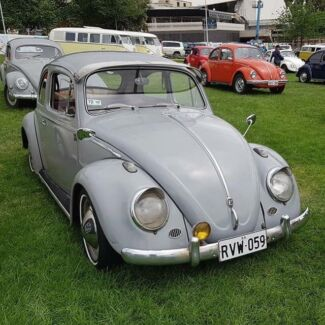 1959 Volkswagen Beetle Blackwood Mitcham Area Preview