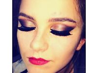 make up artist student