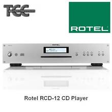 High End CD Player Rotel RCD-12 in Black OR Silver Mulgrave Monash Area Preview