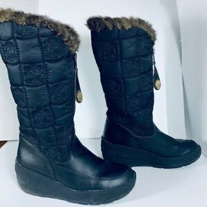 JUICY COUTURE - bottes femme - taille 11 US