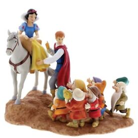 Disney snow white enchanting disney a joyful farwell