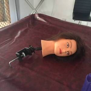 HAIRDRESSING MANNEQUIN WITH STAND Ellenbrook Swan Area Preview