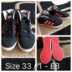 Children adidas - size 33 (1)