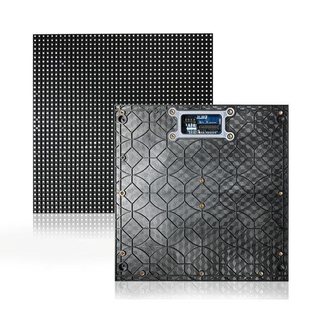 Outdoor led matrix panel P4.81mm waterproof 250*250mm led module display