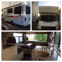 FORD TRANSIT MOTORHOME VEHICLE North Ward Townsville City Preview