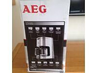 AEG KF7800 COFFEE MAKER