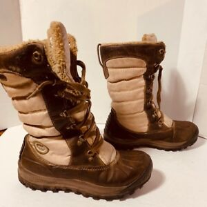 *TIMBERLAND - bottes femme  -taille 7.5 ou 38.5*