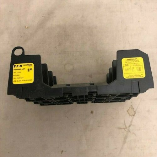 Bussman Eaton HM60060-xCR fuse block