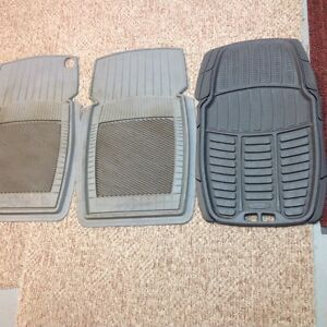 FLOOR MATS-FRONT (3 for the price of one)