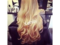 Qualified Russian Hair Extensions Technician, Luxury Quality, Best Prices, Exclusive Technology