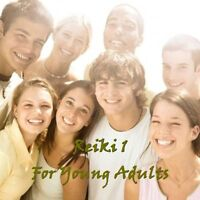 Reiki for Young Adults 4/29 in Petrolia