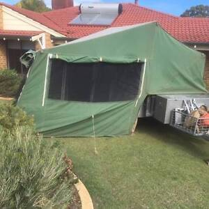 Aussie made camper trailer Leeming Melville Area Preview