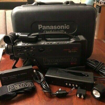 Panasonic Omnimovie Vhs Hq