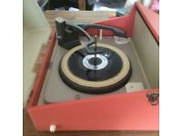 Vintage Defiant record player