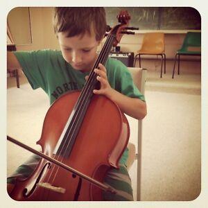 1/4 size Cello Corio Geelong City Preview