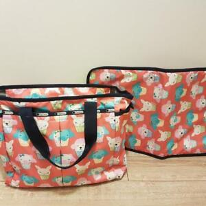 Brand New LeSportsac Diaper Bag