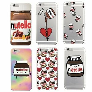 Coque-Nutella-Chocolate-Soft-Case-Samsung-Galaxy-S8-S-A-J-All-Iphone-4-5-6-7-8-X