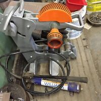Ridgid Power Pipe Cutter