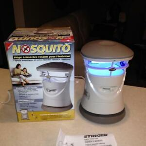 NOsquito Electric Indoor Insect Trap  Brand New in Box