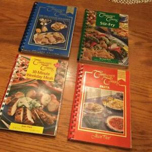 Company's Coming 2 Cookbooks