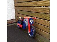 Child's (Tidlo) Balance Bike