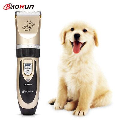 Cortapelos profesional recargable para perros sin cable para mascotas
