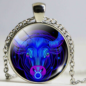 Bright Zodiac Sign Pendants For Sale