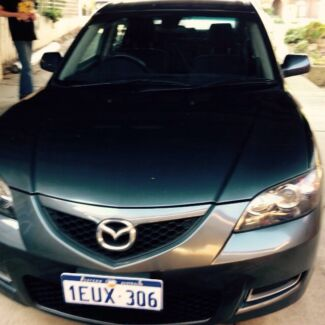 Mazda 3 2008 Morley Bayswater Area Preview