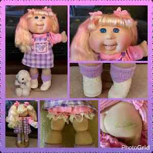 ORIGINAL Cabbage Patch Kid ~ EASTER
