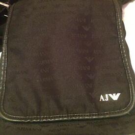 Men's Armani Pouch/Messenger Bag