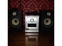 Hi-Fi Micro CD Component System