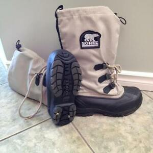 SOREL Boots with liners