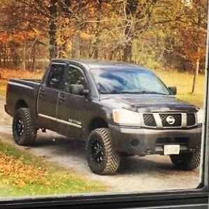 2006 Nissan Titan Pickup Truck