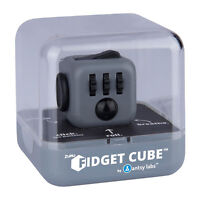 Zuru Fidget Cube Graphite The Original By Antsy Labs, Officially (patented) - back - ebay.co.uk