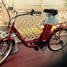Electric Pushbike Arrawarra Coffs Harbour Area Preview