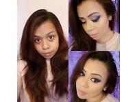 FREE bridal makeup trial *full face