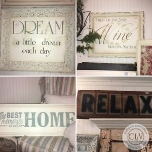 Located at Cest La Vie: French Inspired Signs