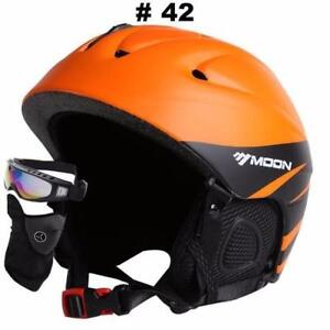 I want that :Big Value 3 in one Ski Snowboard Helmet+Mask +Goggles