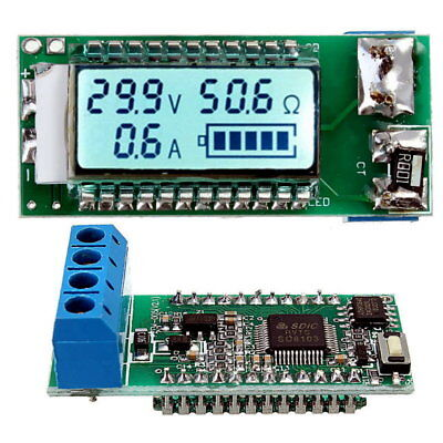 18650 battery Lithium Li-ion tester Capacity Current Voltage Detector LCD meter Battery Meter