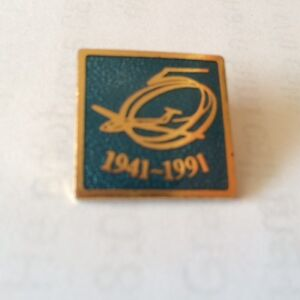 1941-1991 C. LAMOND 50th Anniversary Collectible Pin