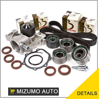 Timing Belt Kit Water Pump Subaru EJ18 / EJ22 90-Feb.97
