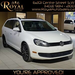 2011 Volkswagen Golf Wagon Highline