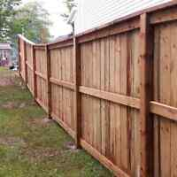 Need a DECK, FENCE, DRIVEWAY, etc?